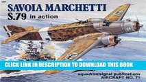 Read Now Savoia Marchetti S.79 in Action Download Book