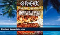 Best Buy Deals  Greek Takeout Cookbook: Favorite Greek Takeout Recipes to Make at Home  BOOK