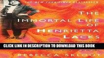 [PDF] The Immortal Life of Henrietta Lacks Full Collection