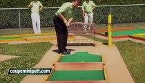 Le mini-golf est pris très au sérieux au Québec LOL