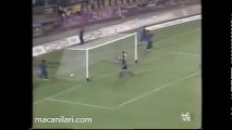 03.10.1990 - 1990-1991 UEFA Cup Winners' Cup 1st Round 2nd Leg Barcelona 7-2 Tabzonspor
