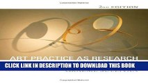 [PDF] Art Practice as Research: Inquiry in Visual Arts Popular Colection