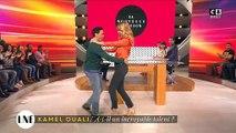 """Daphné Burki invitée à danser en direct dans """"La nouvelle édition"""" par... Kamel Ouali !"""