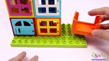 Building Blocks Toys for Children Lego Playhouse Kids Day Creative Fun part2