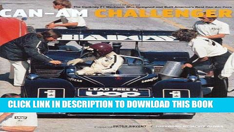 Ebook Can-Am Challenger Free Read