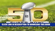 Ebook Super Bowl 50 - All 32 NFL Logos To Color: Unique American Football coloring book for adults