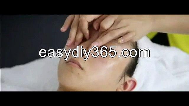 DIY 眼部护理 (5) 排毒保健与促进血液循环