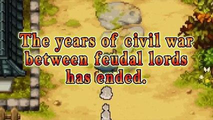 Cladun Returns This is Sengoku ! - Trailer d'annonce de Cladun Returns : This is Sengoku !