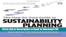 Read The Step-by-Step Guide to Sustainability Planning: How to Create and Implement Sustainability