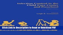 Read Infection Control in the Child Care Center and Preschool Free Books