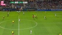 La superbe série de dribbles de Messi contre la Colombie