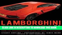 [PDF] Mobi Lamborghini Supercars 50 Years: From the Groundbreaking Miura to Today s Hypercars -