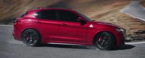 VÍDEO: Nuevo Alfa Romeo Stelvio, así introducen su primer SUV