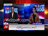 Dr Shahid Masood Plays today's clip and tells what did General Raheel say to Nawaz Sharif.