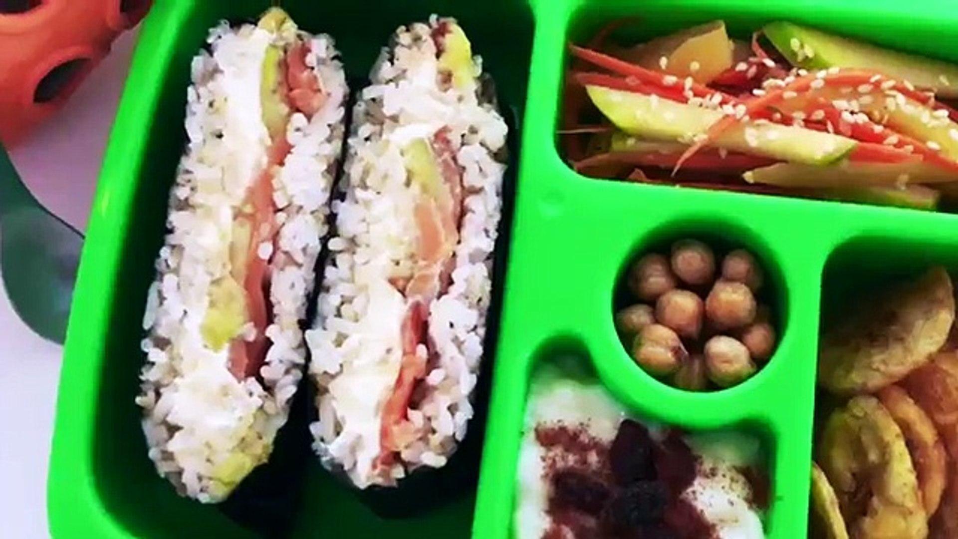 School Lunch Ideas- Kids Entertainment video 2016-1
