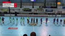 [HIGHLIGHTS] HOQUEI PATINS (OK Lliga): Alcoi - FC Barcelona Lassa (1-4) (Imatges OK Liga TV)