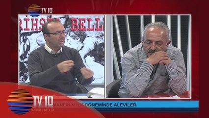 TARİHSEL BELLEK - VELİ BÜYÜKŞAHİN & HAMZA AKSÜT & OSMANLININ  İLK DÖNEMİNDE ALEVİLER - 04.12.2015