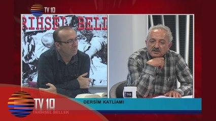 TARİHSEL BELLEK - VELİ BÜYÜKŞAHİN & HAMZA AKSÜT & CUMHURİYET DÖNEMİ KİTLE KATLİAMLARI - 27.11.2015