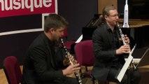 Maurice Ravel : Quatuor en fa majeur (extrait) par le Quator Anches hantées