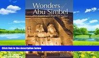 Buy NOW  Wonders of Abu Simbel: The Sound and Light of Nubia Zahi Hawass  Book