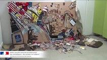 Destruction de contrefaçons : des artistes s'en mêlent !
