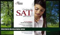 eBook Here Cracking the SAT, 2009 Edition (College Test Preparation)