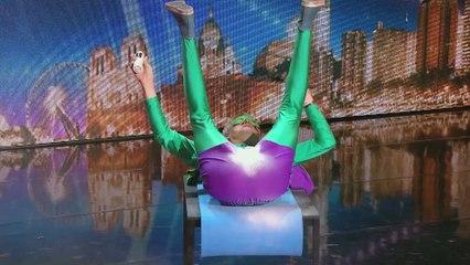 Mr Methane- France's Got Talent 2016 - Week 4