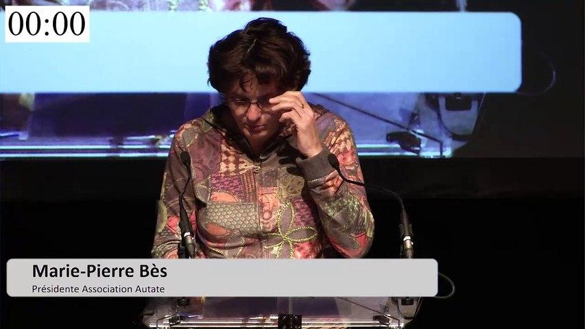 Intervention de l'AUTATE - Marie-Pierre Bès et Agnès Défosse