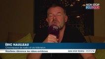 Marine Le Pen et le FN trop présents dans les médias ? Éric Naulleau répond (Exclu)