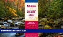 Choose Book Math Review: GRE, GMAT, MCAT 2nd ed (Peterson s GRE/GMAT Math Review)