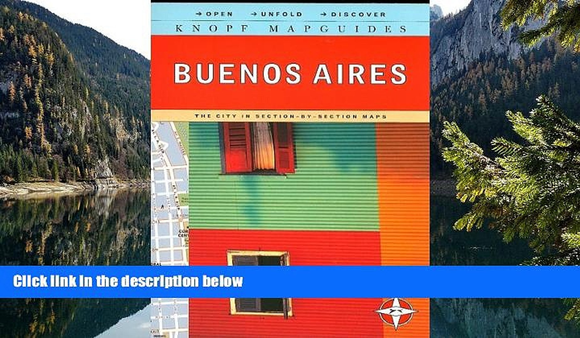 Buenos Aires Knopf MapGuides