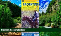 Buy NOW  Argentina 1:2,200,000 Including inset of Buenos Aires, Buenos Aires Region, Cordoba,