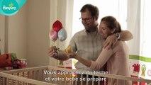 Pampers® - Votre grossesse #9 – Le début d'une nouvelle vie ! (semaines 36 à 40)