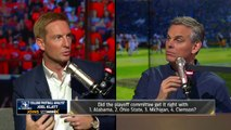College football is completely chaotic - Joel Klatt offers up solutions to fix the sport   THE HERD