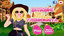 Barbie Fringe Fashionista Barbie Girls Games Video For