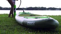 Jobe Duna Standup Paddleboard Package