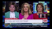 Ana Navarro - 'Donald Trump, You're Fired!' Scottie Hughes defends Misogynist Trump