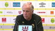 Foot - L1 - Nantes : René Girard «On n'a rien à perdre» à Paris