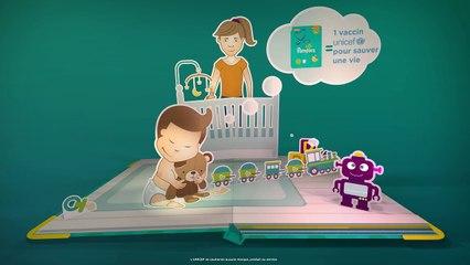 L'incroyable voyage d'un vaccin avec Pampers et l'UNICEF
