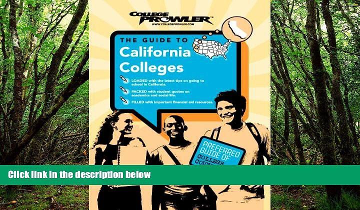 Deals in Books  California Colleges (College Prowler) (College Prowler: California Colleges)