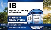 GET PDF  IB Physics (SL and HL) Examination Flashcard Study System: IB Test Practice Questions
