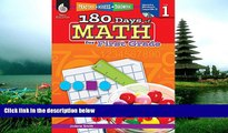 Pdf Online   180 Days of Math for First Grade (180 Days of Practice)