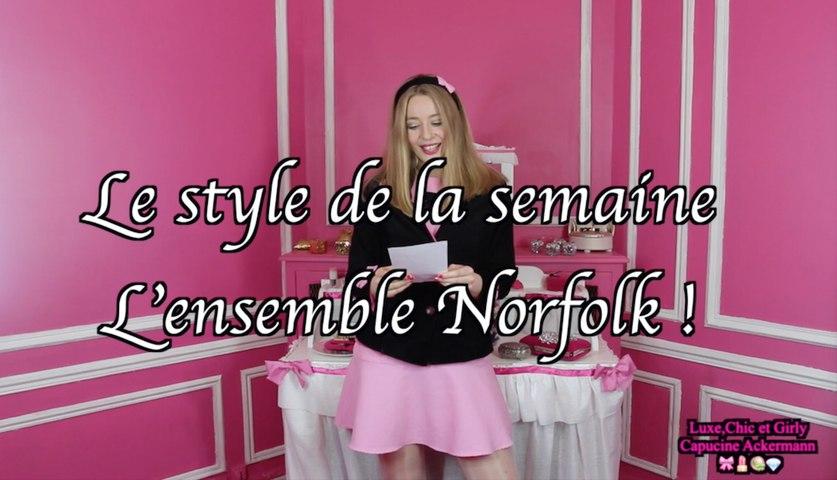 """L' ensemble Norfolk """"By Capucine Ackermann"""""""
