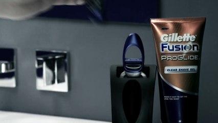 Style n°15 - Taille de barbe en ancre  - Gillette Fusion ProGlide Styler