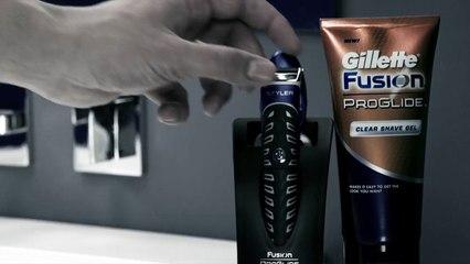 Style n°16 - Le timbre de barbe - Gillette Fusion ProGlide