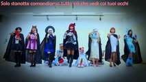 Dream Meltic Halloween【ドリィムメルティックハロウィン】- By Thymeka[& firends] ( Italian Ver. ) feat 11 girls dance