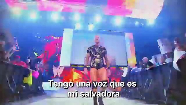 WWE Canción Subtitulada de Randy Orton- Voices (HD)