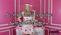 """L' ensemble Pétra """"By Capucine Ackermann"""""""