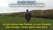 Je suis vivant ! Raphaël Zacharie de IZARRA