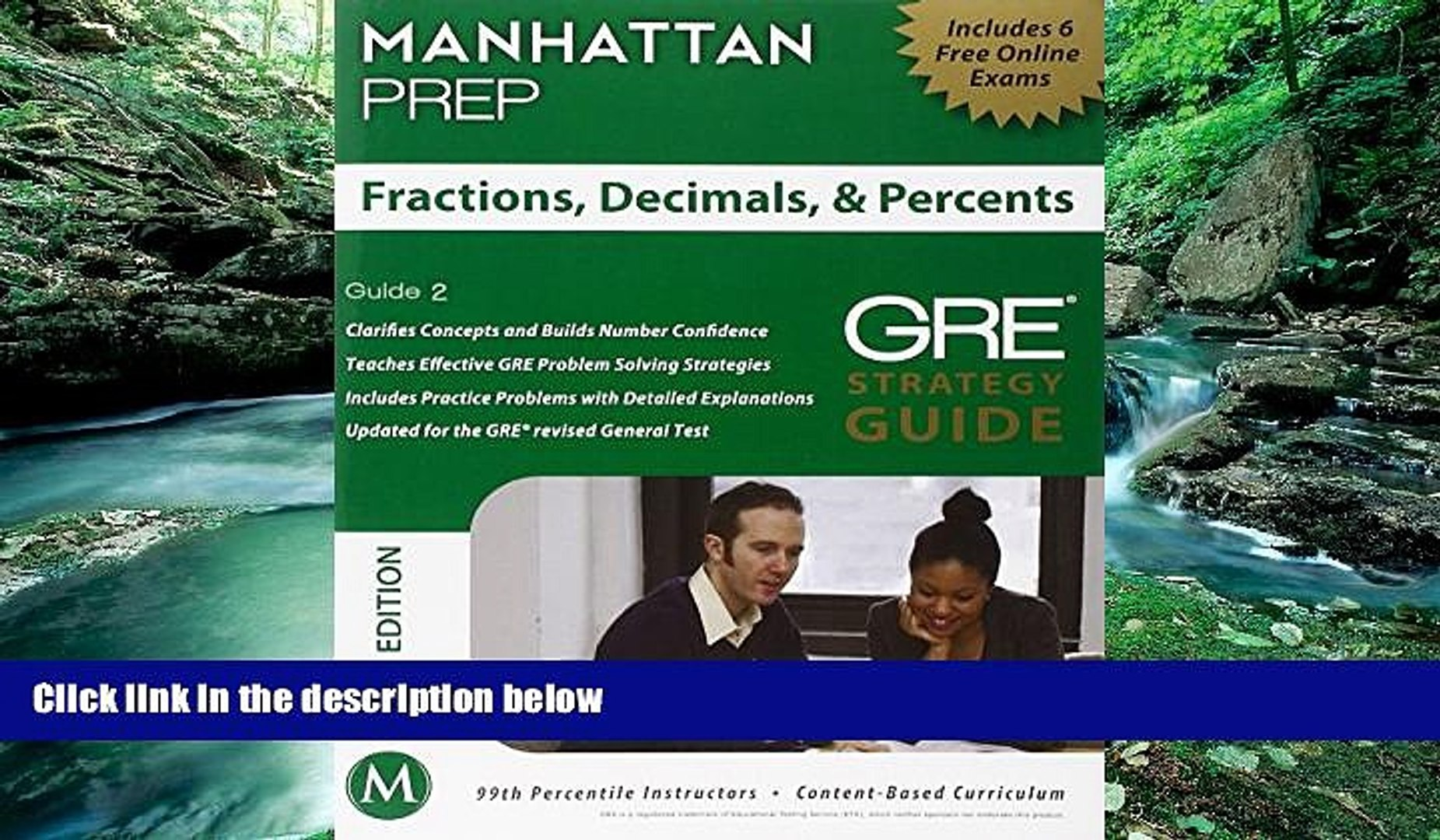 Books to Read  Fractions, Decimals,   Percents GRE Strategy Guide, 3rd Edition (Manhattan Prep GRE